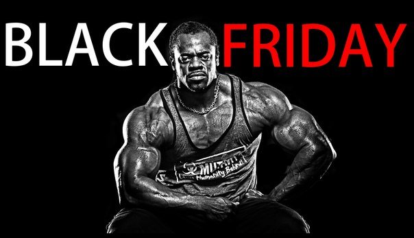 7Steroids Store News Image Black Friday Sales - 50% OFF!