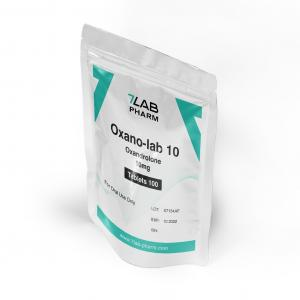Oxano-Lab 10 - Oxandrolone - 7Lab Pharma, Switzerland