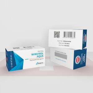 Winstrol Aqua - Stanozolol - Genetic Pharmaceuticals